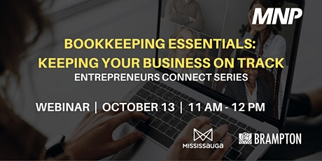 Bookkeeping Essentials: Keeping Your Business on Track tickets