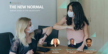 The New Normal: How to Overcome Obstacles and Make Sense of the Uncertainty tickets