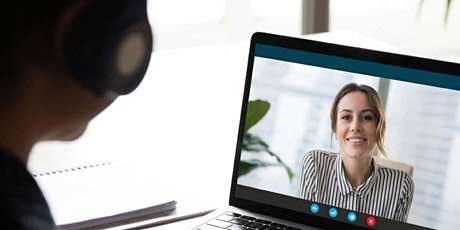 Virtual Interview Etiquette Webinar and Mock Interviews tickets