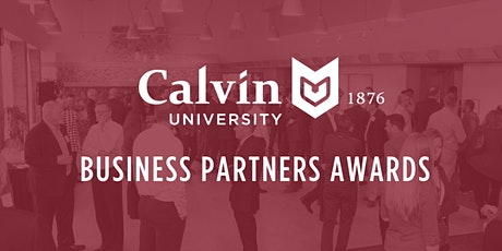 2021 Calvin University Business Partners Awards Luncheon tickets