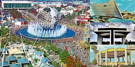 'The 1964-65 NY World's Fair and the Great Big Beautiful Tomorrow' Webinar billets