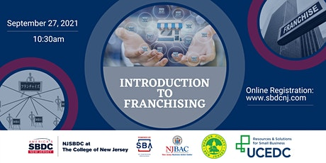 Introduction to Franchising tickets