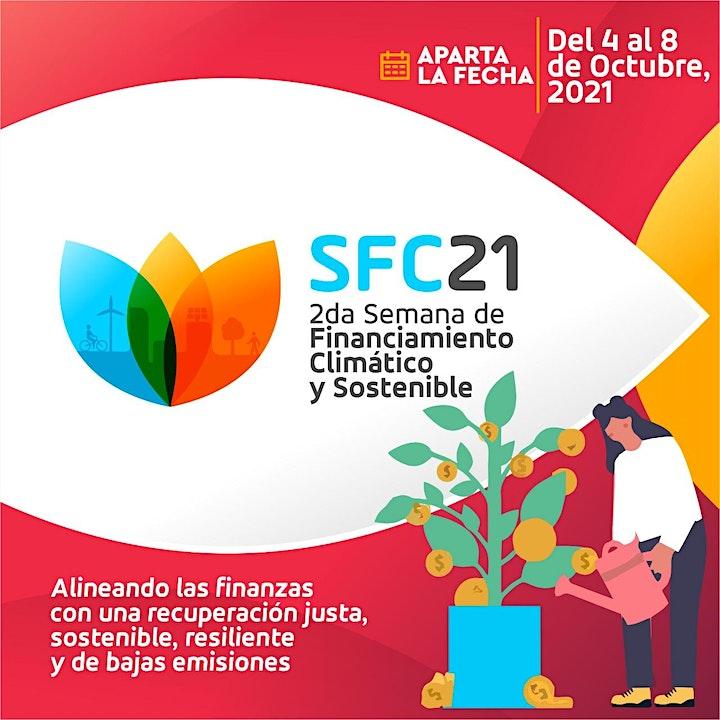 Imagen de Semana de Financiamiento Climático y Sostenible en LAC, 2021