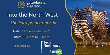 Into the North West - The Entrepreneurial Edit tickets