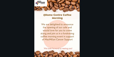 @home Centre Coffee Morning (11am-12pm) tickets