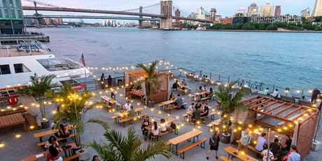 """MONDAYS: """"WINE & DINE"""" ON THE WATER @ WATERMARK w/HAPPY HOUR & $1 OYSTERS tickets"""