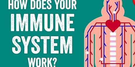 Ketahui lebih lanjut tentang sistem kekebalan tubuh Anda tickets