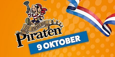 Zaterdag 9 Oktober - Ammerse Piraten tickets