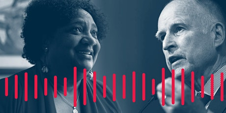 Shirley Weber & Jerry Brown on Securing the Vote tickets