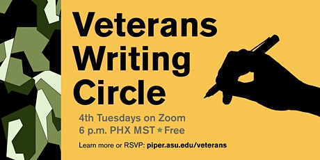 Veteran's Writing Circle tickets