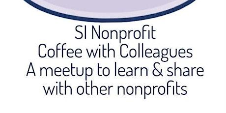 SINFPA Fundraising / Resource Development Staff  Peer Exchange tickets