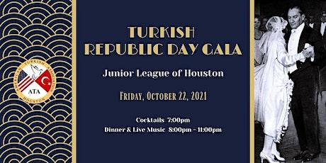Annual Turkish Republic Day Gala 2021 tickets