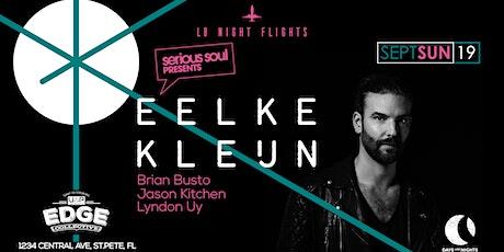 EELKE KLEIJN (Rotterdam) @ EDGE COLLECTIVE MARKET PLACE tickets