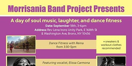 Live Music & Dance Fitness At Unity Park tickets