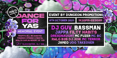 Dance For Yas tickets