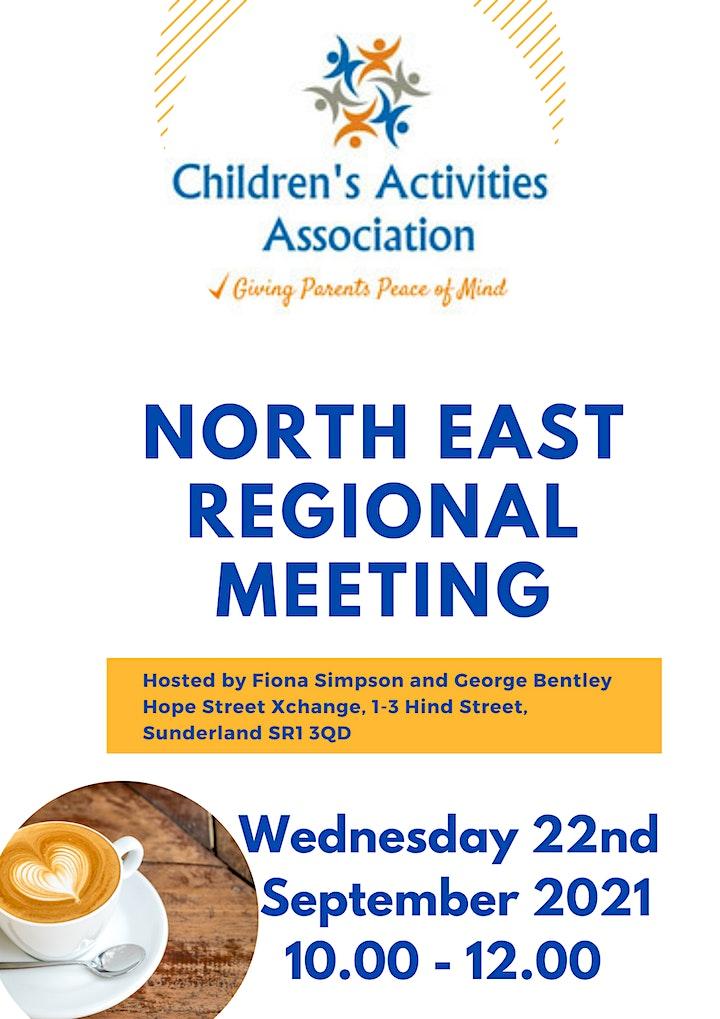 North East Regional Meeting image