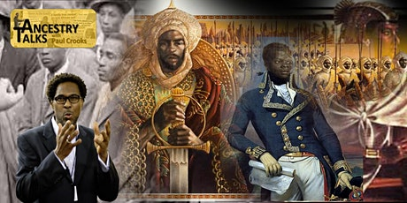 Black History for Beginners – To Britain From Africa Via The Caribbean tickets