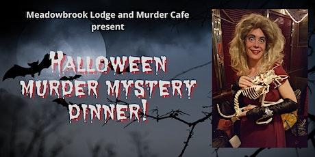 Halloween Murder Mystery Dinner tickets