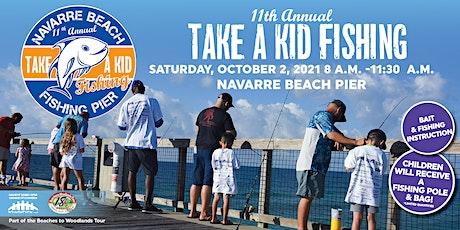 11th Annual Take a Kid Fishing tickets