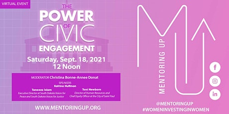 Virtual Event: The Power of Civic Engagement tickets