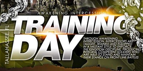 Training Day tickets