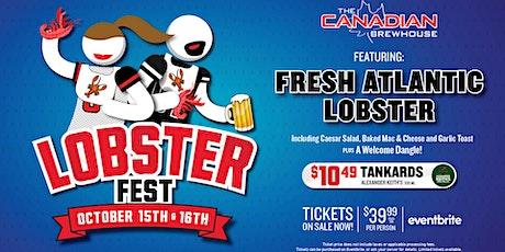 Lobster Fest 2021 (Moose Jaw) - Friday billets
