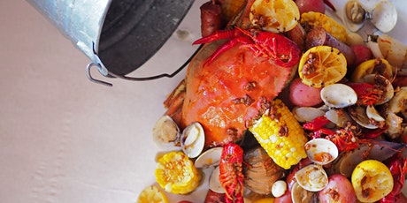 Campbell's Crab Boil on the Brick Terrace tickets