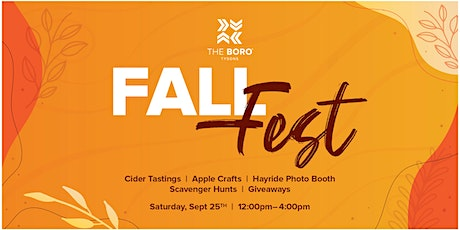 Fall Fest at The Boro tickets