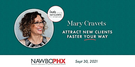 """NN PHX Virtual: """"Attract New Clients Faster YOUR Way"""" tickets"""