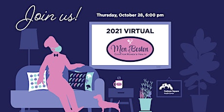 Men of Boston Cook for Women's Health 2021 tickets
