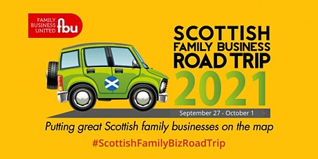 Scottish Family Business Networking Reception tickets