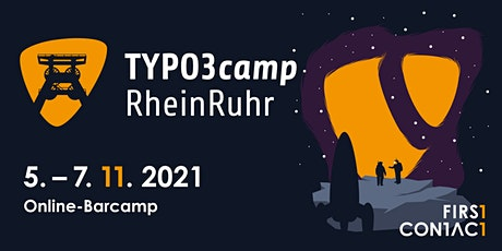 TYPO3camp RheinRuhr 2021 Tickets