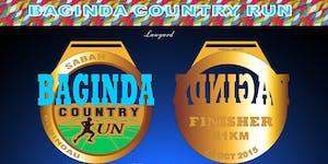 BAGINDA COUNTRY RUN 2015