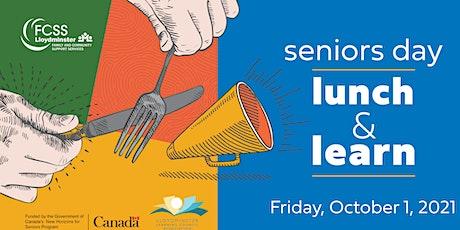 Seniors Day Resilience Webinar tickets