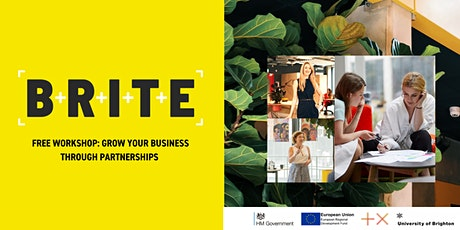 Workshop: Grow your Business through Partnerships tickets