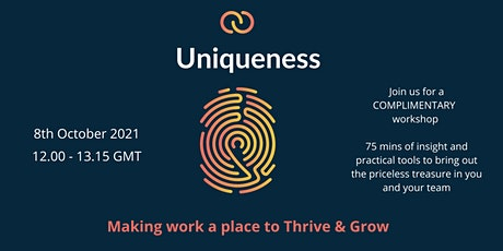 Cultivating Connections : Celebrating Uniqueness tickets