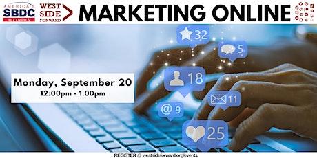 Marketing Online tickets
