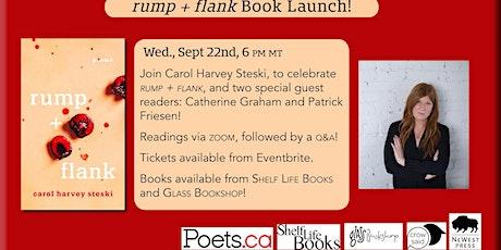 rump + flank Launch tickets