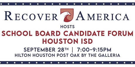 Houston ISD - School Board Candidate Forum tickets