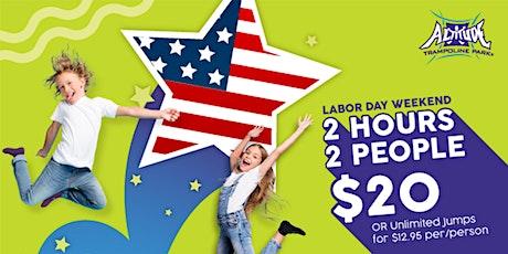 Celebrate Labor Day at Altitude tickets