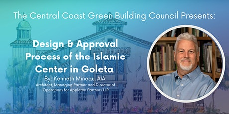 Green Building Speaker Series: Design & Approval Process of Islamic Center tickets
