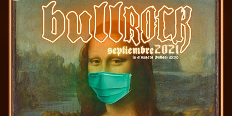 BULLROCK 2021 entradas