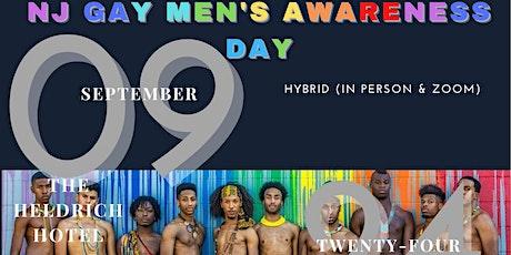 The GMAD Summit 2021 - NJ's Annual Gay Men's Health & Wellness Convening tickets