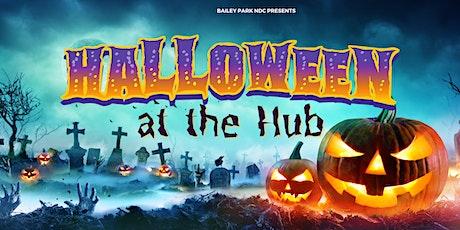 Halloween at the Hub 2 tickets
