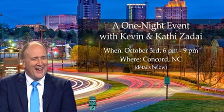 One Night Event in Concord, NC tickets