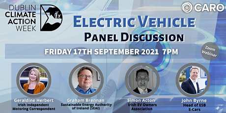 Electric Vehicle Panel Discussion tickets