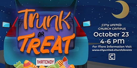 Trunk or Treat at City United Church tickets