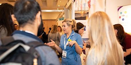 Nursing Times Careers Live London  2021 - physical job fair tickets