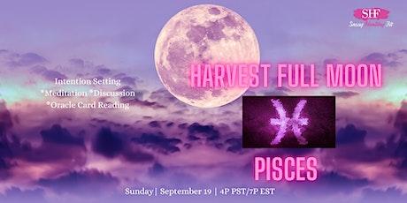 Harvest Full Moon- Spiritual Circle [FREE] ingressos