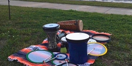 Copy of New Moon Community Drum Circle tickets